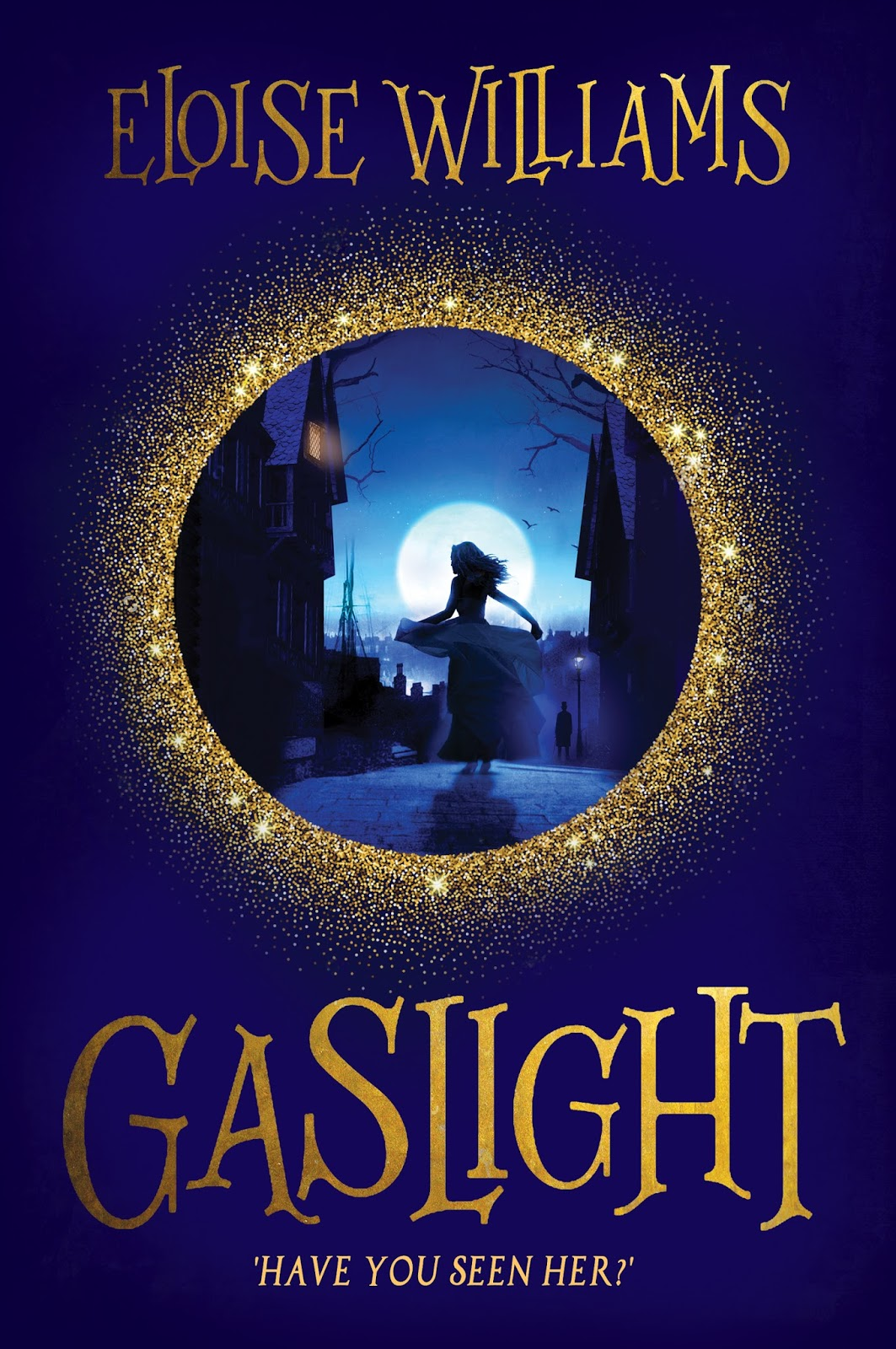 Gaslight, by Eloise Williams