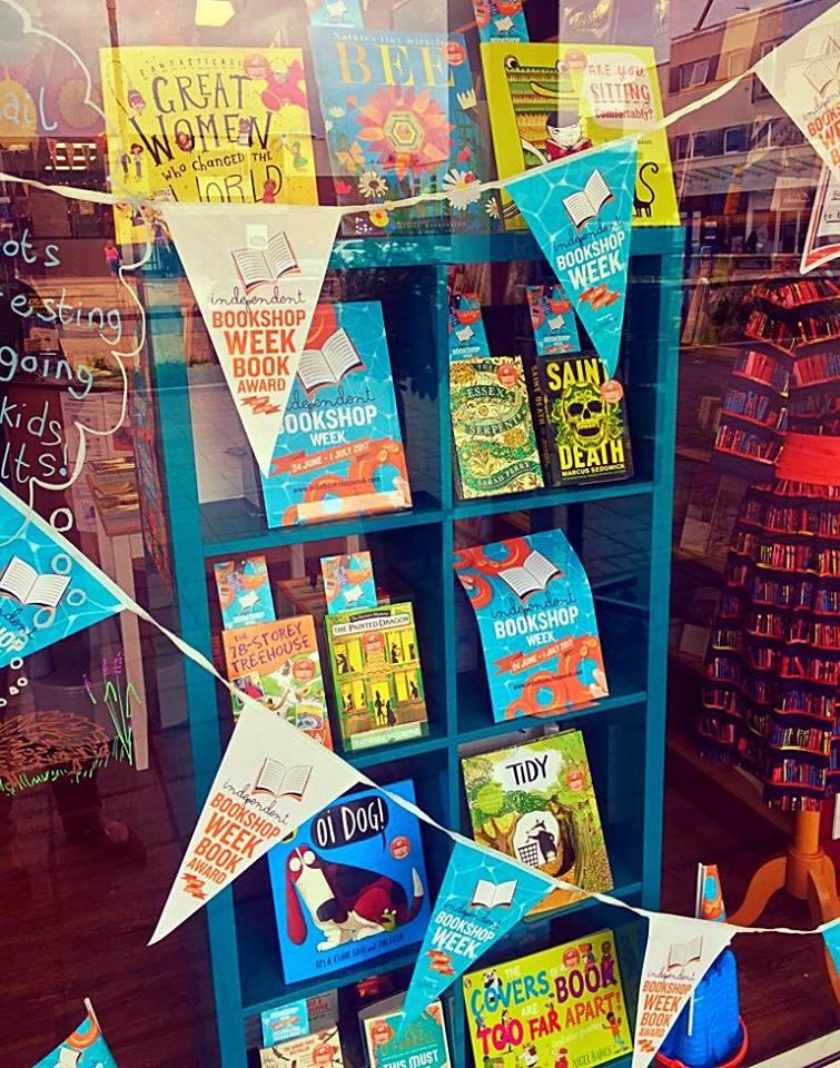 Indie Bookshop Week 2017!