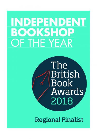 Independent Bookshop of the Year 2018 – Regional Finalists