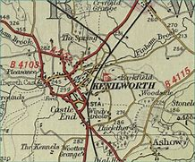 Kenilworth and Beyond – revised and updated book of walks around town