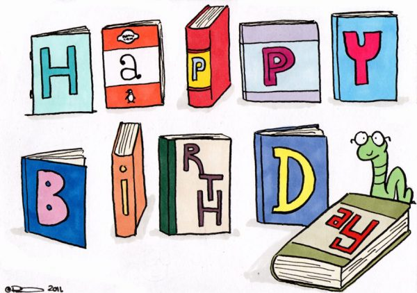 Happy 50th Birthday to the Bookshop